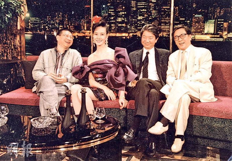 香港才女林燕妮逝世,她把人生活得比作品还妖孽_图1-6