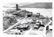 【香港百年蛻變】1963年10月17日,「香港中文大學」在香港大會堂舉行成立典禮,為本港第二所大學。照片中為興建中的香港中文大學,攝於1971年。(圖片及資料由饒宗頤文化館提供)