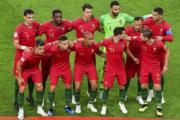 【世界盃‧葡萄牙戰伊朗】葡萄牙國家隊 (法新社)