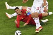 【世界盃‧葡萄牙戰伊朗】C朗 (中) (法新社)