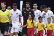 【2018世界盃】C朗(左二)(法新社)