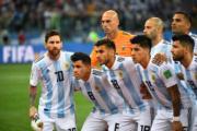 【世界盃‧阿根廷戰克羅地亞】阿根廷國家隊 (法新社)