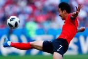 【世界盃‧韓國挫德國2:0】 (法新社)