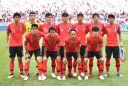 【世界盃】韓國國家隊 (新華社)