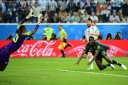 【世界盃‧阿根廷挫尼日利亞2:1】 (法新社)