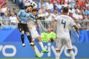 【世界盃‧烏拉圭挫俄羅斯3:0】(法新社)