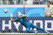 【世界盃‧沙地阿拉伯挫埃及2:1】(法新社)