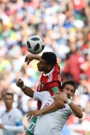 【世界盃‧摩洛哥對葡萄牙】(法新社)