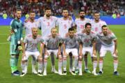 【世界盃】西班牙國家隊 (法新社)