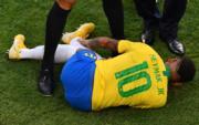 【世界盃16強-巴西挫墨西哥2:0】尼馬 (法新社)