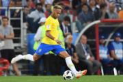 【世界盃‧巴西挫塞爾維亞2:0】尼馬 (法新社)