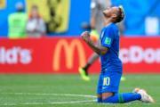 【世界盃‧巴西戰哥斯達黎加】尼馬 (法新社)