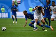 【世界盃‧巴西戰哥斯達黎加】尼馬(穿10號球衣) (法新社)