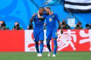【世界盃‧巴西戰哥斯達黎加】尼馬 (右) (法新社)