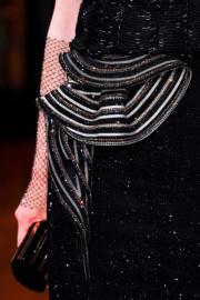 Giorgio Armani 高訂時裝騷 (法新社)