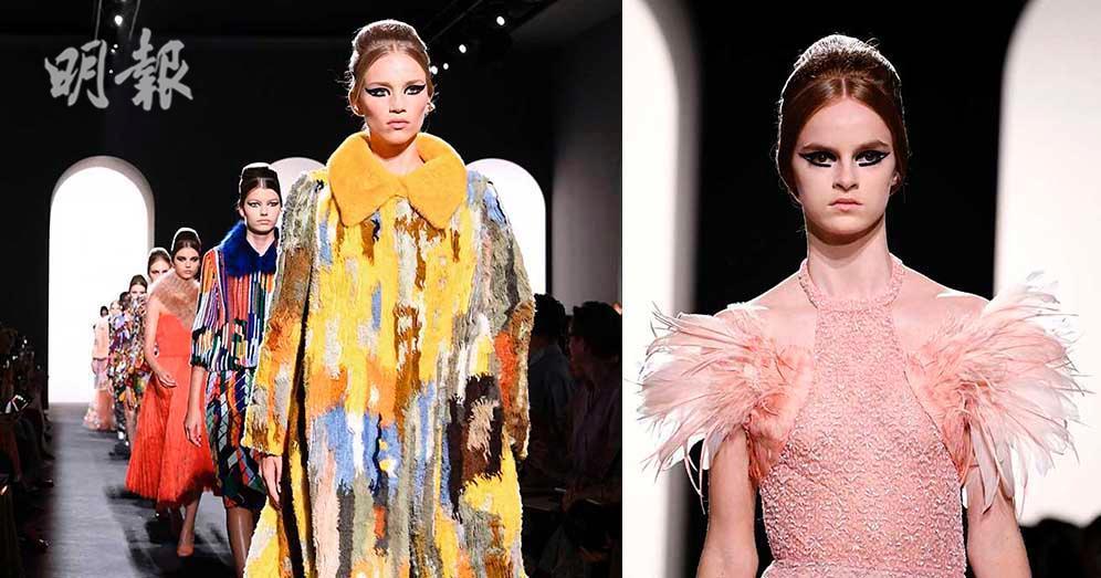 Fendi高訂時裝騷 由Haute Fourrure走向Haute Couture