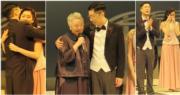 【陳秋霞捧場】舞台劇圓滿結束 馬浚偉胡定欣爆喊謝幕