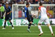 【法國奪世界盃】法國前鋒基沙文 (中) (法新社)