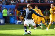【2018世界盃】法國前鋒基沙文 (法新社)