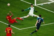 【世界盃4強 法國1︰0挫比利時】(法新社)