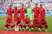【世界盃‧8強淘汰賽 英格蘭2:0挫瑞典】英格蘭隊 (新華社)