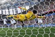 【世界盃‧8強淘汰賽】法國2:0挫烏拉圭(法新社)