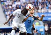 【世界盃‧8強淘汰賽】法國2:0挫烏拉圭(中新社)