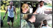 【有片有真相】Miley李安遊車河證未分手