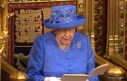 【英女王的心口針】(The Royal Family Instagram圖片)