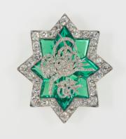 【英女王的心口針】此心口針製於1838年。(www.royalcollection.org.uk網站圖片)