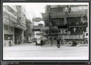 彌敦道與碧街交界,攝於1976-1980年。(香港政府檔案處網站截圖)
