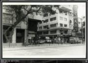 彌敦道:金輪大酒樓,攝於1976-1980年。(香港政府檔案處網站截圖)
