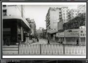 彌敦道與金巴利道交界,攝於1976-1980年。(香港政府檔案處網站截圖)