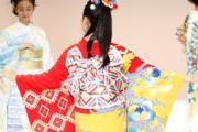 【2020東京奧運‧和服計劃】代表不丹的和服(KIMONO PROJECT網站圖片)