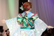 【2020東京奧運‧和服計劃】代表菲律賓的和服(KIMONO PROJECT網站圖片)
