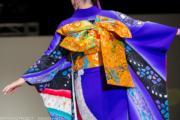 【2020東京奧運‧和服計劃】代表蒙古的和服(KIMONO PROJECT網站圖片)