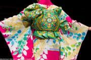 【2020東京奧運‧和服計劃】代表緬甸的和服(KIMONO PROJECT網站圖片)