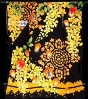 【2020東京奧運‧和服計劃】代表泰國的和服(KIMONO PROJECT網站圖片)