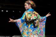 【2020東京奧運‧和服計劃】代表玻利維亞 (Bolivia) 的和服(KIMONO PROJECT網站圖片)