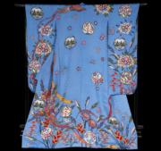 【2020東京奧運‧和服計劃】代表哥斯達黎加 (Costa Rica) 的和服(KIMONO PROJECT網站圖片)