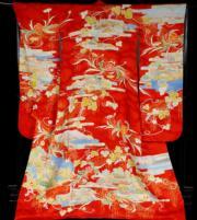 【2020東京奧運‧和服計劃】代表馬其頓 (Macedonia) 的和服(KIMONO PROJECT網站圖片)