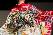 【2020東京奧運‧和服計劃】代表奧地利的和服(KIMONO PROJECT網站圖片)