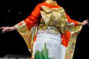 【2020東京奧運‧和服計劃】代表匈牙利的和服(KIMONO PROJECT網站圖片)