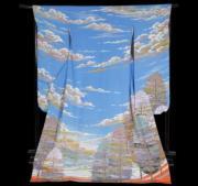 【2020東京奧運‧和服計劃】代表斯洛伐克的和服(KIMONO PROJECT網站圖片)