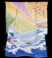 【2020東京奧運‧和服計劃】代表丹麥的和服(KIMONO PROJECT網站圖片)
