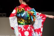 【2020東京奧運‧和服計劃】代表土耳其的和服(KIMONO PROJECT網站圖片)