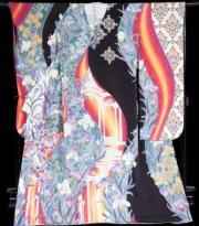 【2020東京奧運‧和服計劃】代表約旦的和服(KIMONO PROJECT網站圖片)