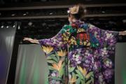 【2020東京奧運‧和服計劃】代表南非的和服(KIMONO PROJECT網站圖片)