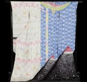 【2020東京奧運‧和服計劃】代表埃及的和服(KIMONO PROJECT網站圖片)