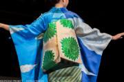 【2020東京奧運‧和服計劃】代表萊索托(Lesotho)的和服(KIMONO PROJECT網站圖片)